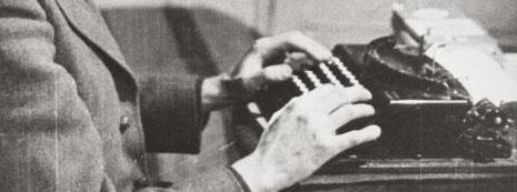 Læs om George Orwell's 5 skriveregler